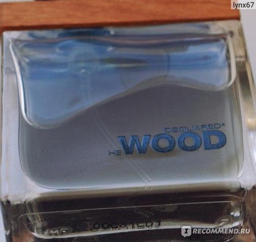 Dsquared2 He Wood фото