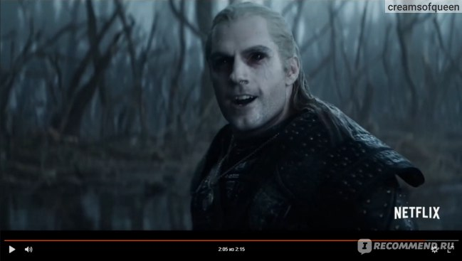 Ведьмак / The Witcher 2019 (Netflix) фото