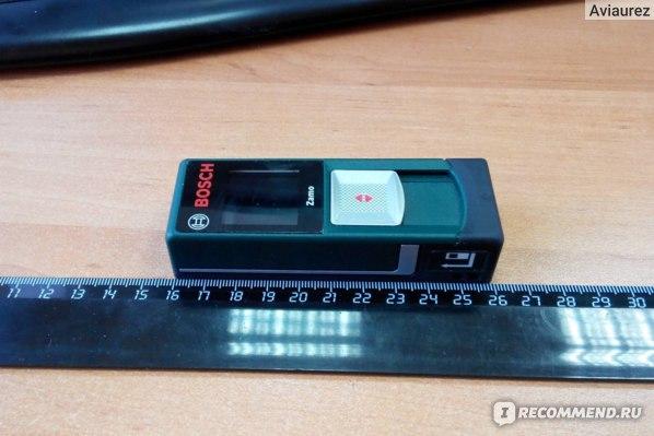Лазерный дальномер BOSCH Zamo фото