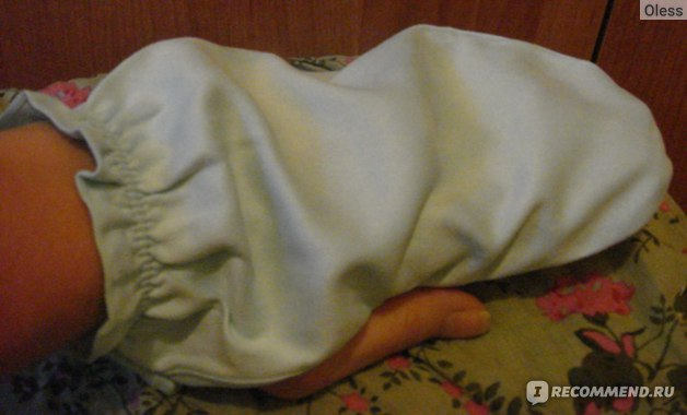 Отшелушивающая косметическая варежка для лица Oriflame  фото