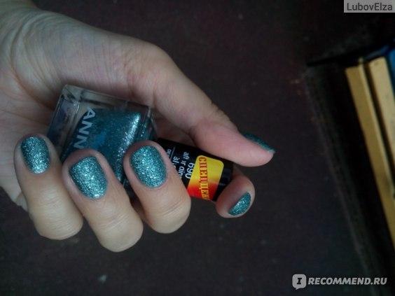 Лак для ногтей Anny  фото