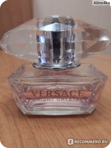 "Versace Туалетная вода ""Bright Crystal"" фото"