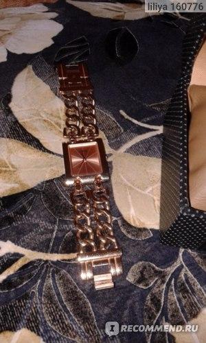 Часы наручные кварцевые GUESS Женские W0073L2  фото