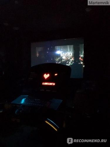 Кардио зал + кинотеатр
