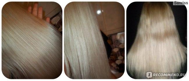 Осветляющая краска для волос