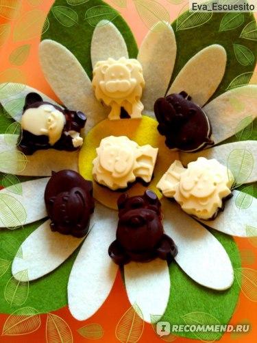 конфетки шоколадные