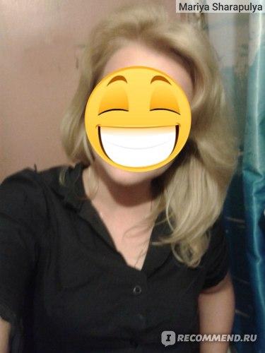 волосы до без вспышки