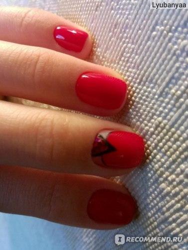 Гель-лак для ногтей Haruyama Soak-Off фото