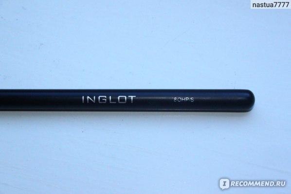 Кисть для теней Inglot 8OHP/S фото
