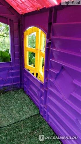 Детский домик для улицы LECO LKids