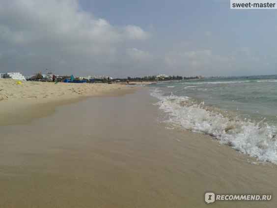 HAMMAMET BEACH  3*, Тунис, Хаммамет фото