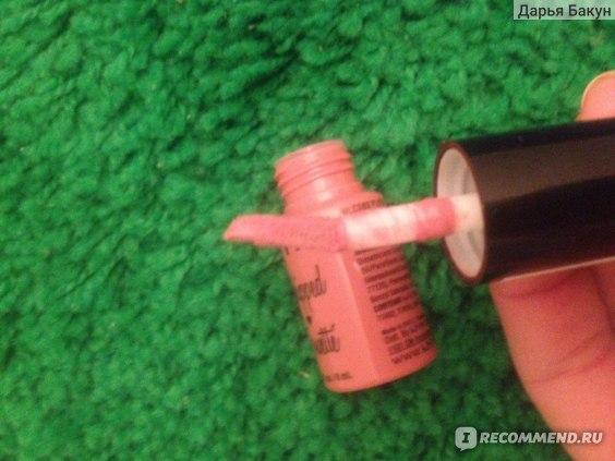 Тинт для губ NYX Professional Makeup Whipped Lip & Cheek Souffle  фото