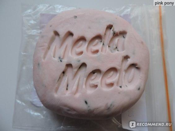 Твердый шампунь Meela Meelo Лазоревый фото
