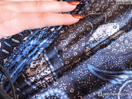 Пляжное платье Oysho АРТ. 0750/454 фото