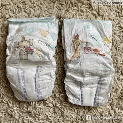 Подгузники Pampers active baby-dry (актив бэби) фото
