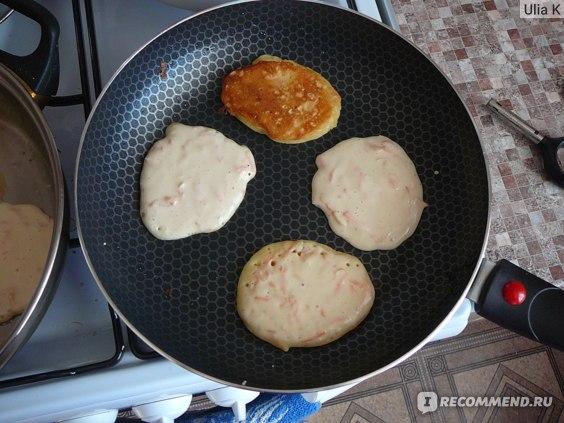 Сковорода с антипригарным покрытием JARKO Forever 28 сантиметров  фото
