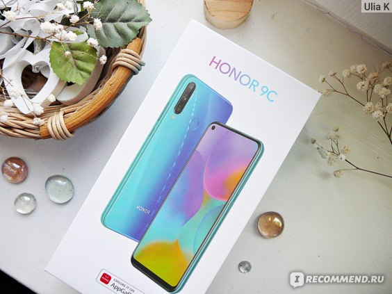 Телефон Honor 9 С фото