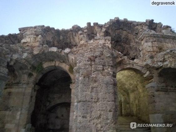 Сиде, Турция фото