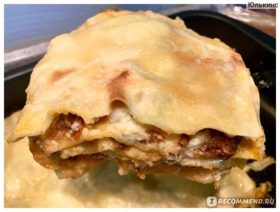 Макаронные изделия BARILLA Lasagne (листы для лазаньи) фото