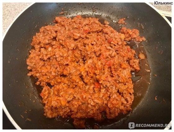 Готовый мясной соус Болоньезе