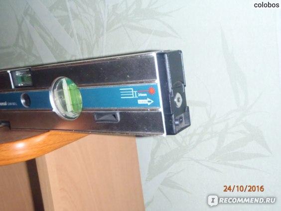 Уровень многофункциональный BOSCH GIM 60 L   электронный с лазером фото
