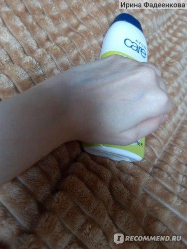 Лосьон для тела Avon Care с маслом авокадо фото