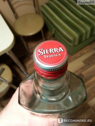 Текила Sierra Silver фото