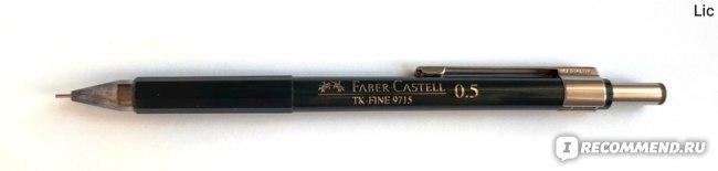 Faber Castell Карандаш механический TK®-FINE 9715 фото