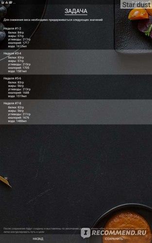Компьютерная программа Приложение XBodyBuild - дневник питания и журнал тренировок  фото