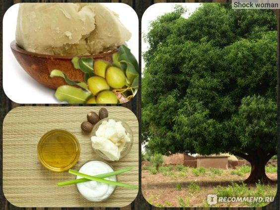 """Крем для рук, ступней и локтей Avon с маслом африканского дерева Ши """"Непревзойденное питание"""" фото"""