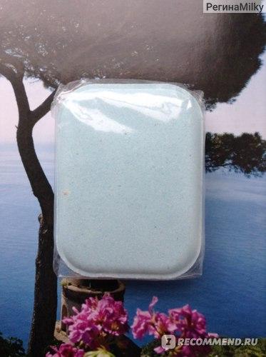 Скраб для тела Spa by Lara Прессованный. Морские водоросли фото