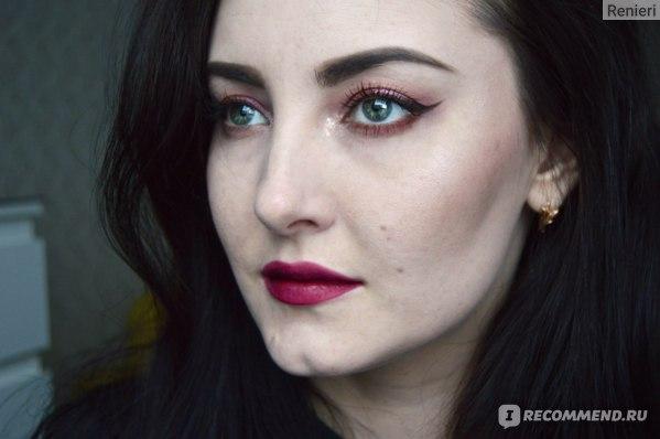 Жидкая губная помада NYX Soft Matte Lip Cream фото