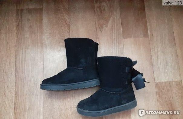 Полусапоги женские зимние Max Shoes MA095AWMZC26 фото