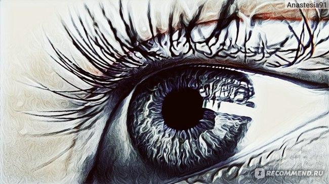 Глаз Макросъемка