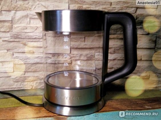 Электрический чайник KITFORT KT-623