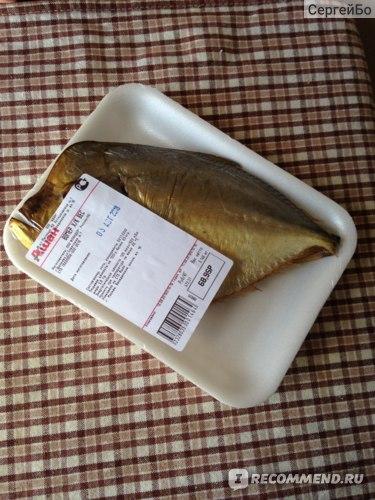Рыба Вомер копчёный фото