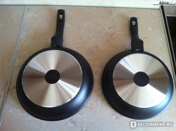 Сковорода EcoWoo с антипригарным гранитным покрытием фото