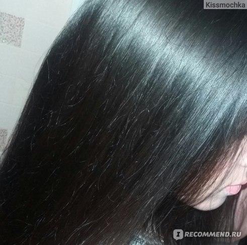 Отличный шампунь,волосы переливаются.