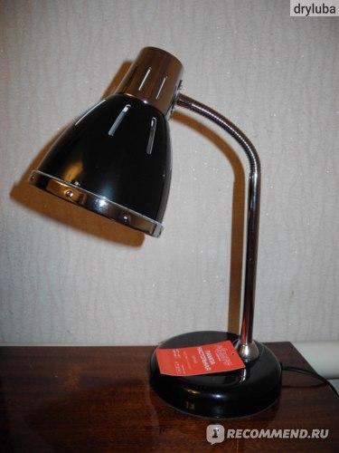 Настольная лампа ACENTO LIGHTING ALH-T-BK-HD2812 фото