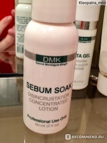 Очищающее средство Danne (DMK) Sebum soak фото