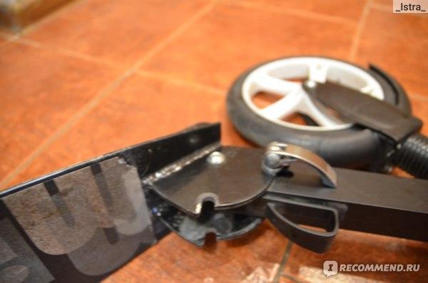 Самокат Micron XL  фото