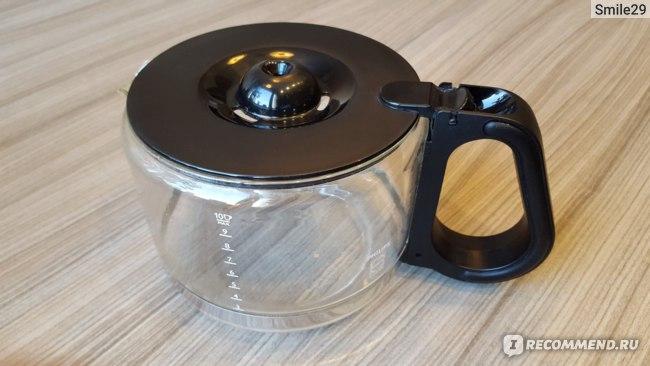 Кофеварка Philips HD 7762: кувшин