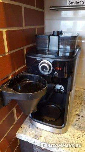 Кофемашина Philips HD 7762 фото