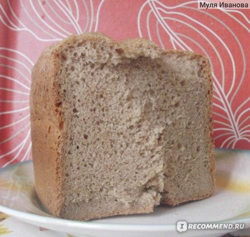 Хлеб по рецепту, на опаре