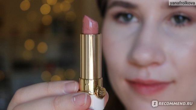 Матовая губная помада Too Faced Peach kiss lipstick фото