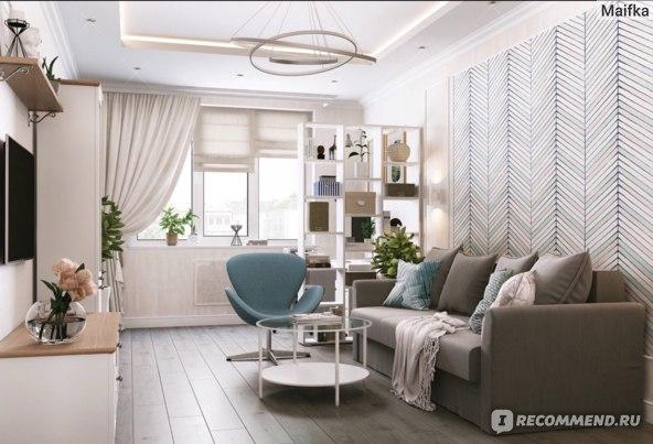 Авторский дизайн интерьера http://shi-design.ru/ фото