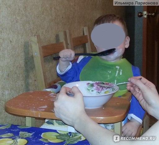 Стульчик для кормления Октябренок Капитошка фото