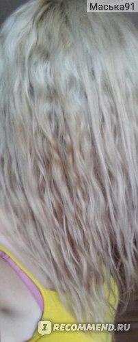 Крем для волос Sunsilk «Программа восстановления волос» фото