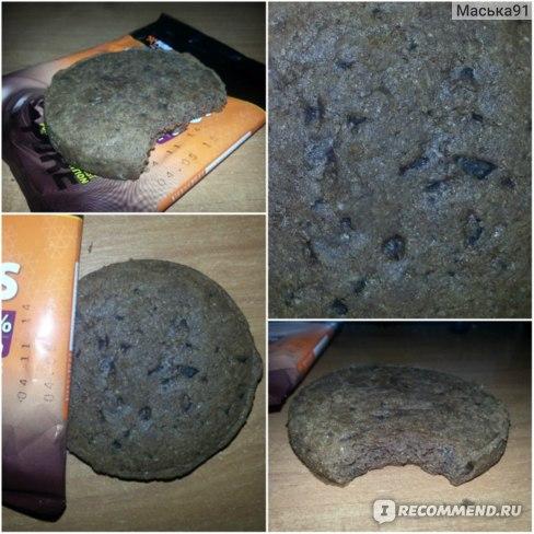 Спортивное питание Pureprotein Protein Cookies Chocolate Chips фото