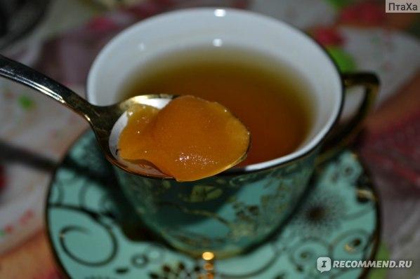 Фиточай с 1 ч.л. мёда
